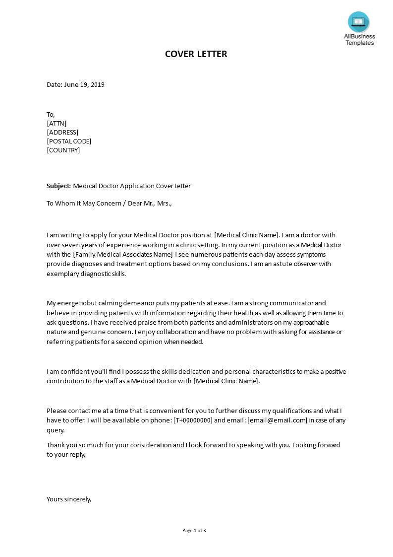 Contoh Surat Lamaran Kerja Dokter Dalam Bahasa Inggris Dan Artinya